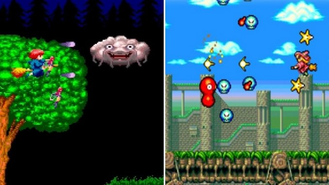 10 Games We Wish Were on the TurboGrafx-16 Mini