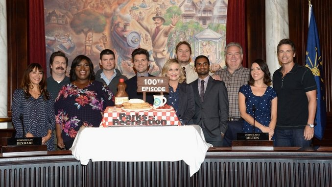 <i>Parks and Recreation</i> Returns for a Brand New Reunion Episode Next Week