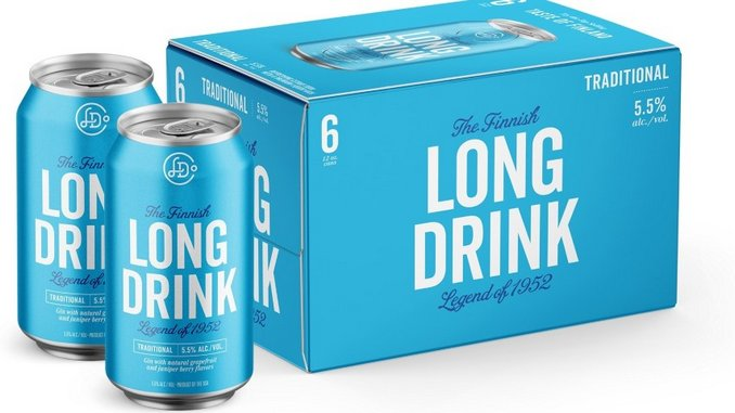 Long Drink: Finland's National Alcoholic Beverage Comes Stateside