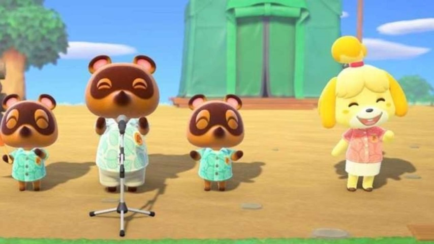 """This Is Important: Watch Tom Nook and Isabelle Dance to """"All Night Long"""" in <i>Animal Crossing</i>"""