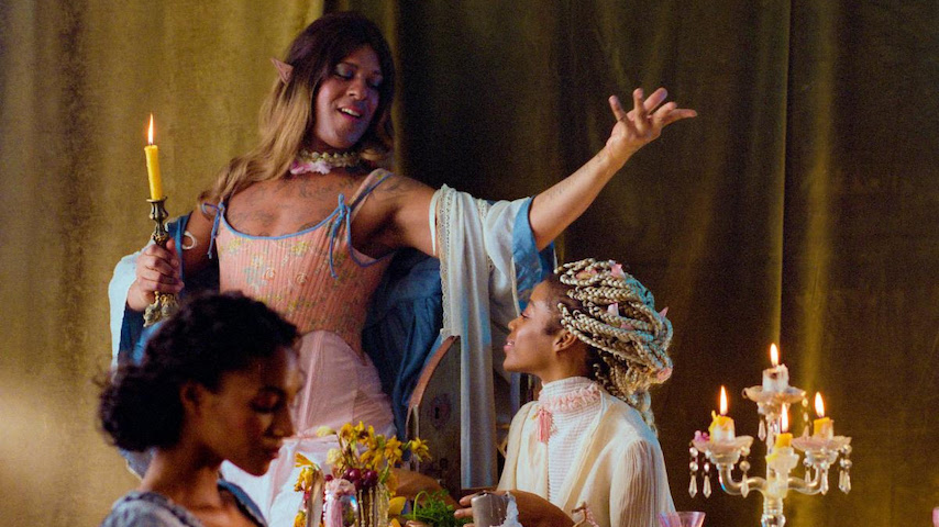 "Mykki Blanco Shares New Song ""You Will Find It"" Featuring Devendra Banhart"