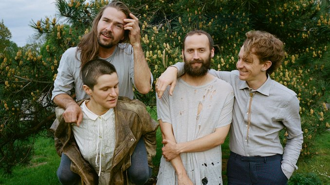 "Big Thief Release New Standalone Single ""Love in Mine"""