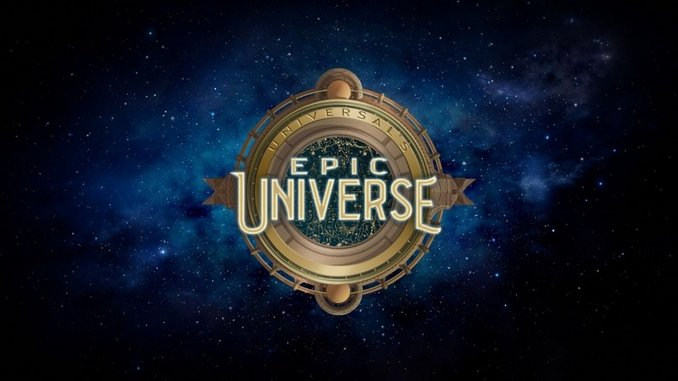 Universal Resumes Construction on Epic Universe, Its Latest Florida Theme Park