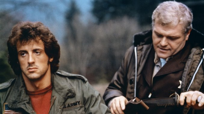 <i>First Blood</i> and Brian Dennehy&#8217;s Charming, Down-to-Earth Villainy