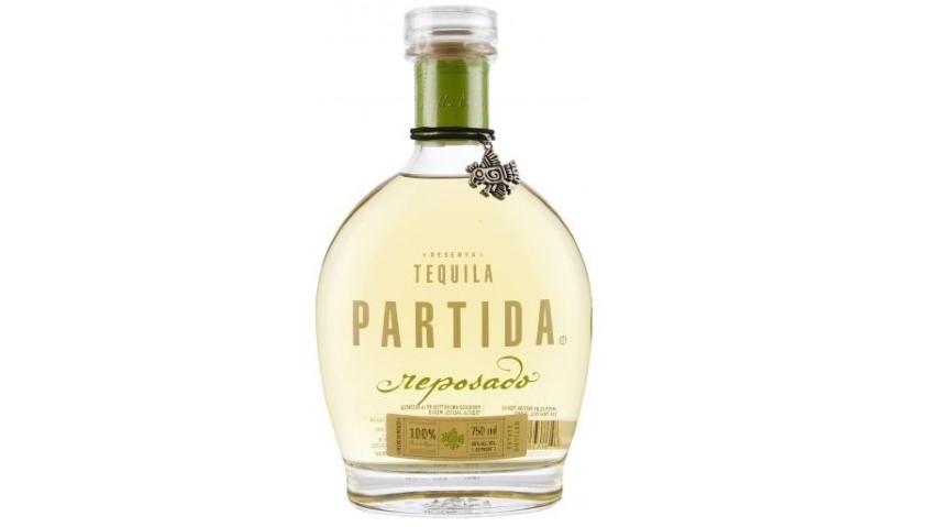 Partida Tequila Reposado Review