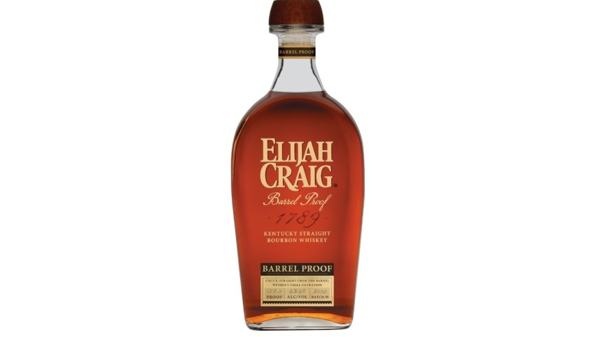 Elijah Craig Barrel Proof Bourbon (Batch B520) Review