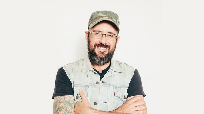 Jeff Simmermon Explains Southern Food on His New Stand-up Album