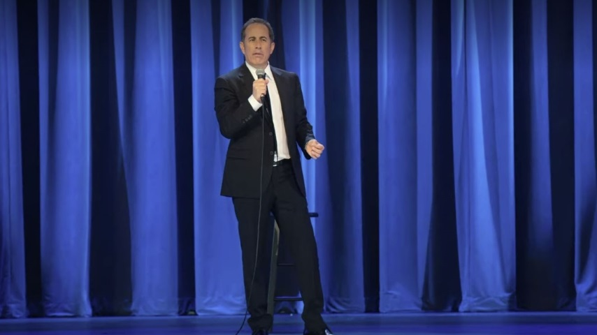 Jerry Seinfeld Is Stuck in Time in His New Netflix Stand-up Special