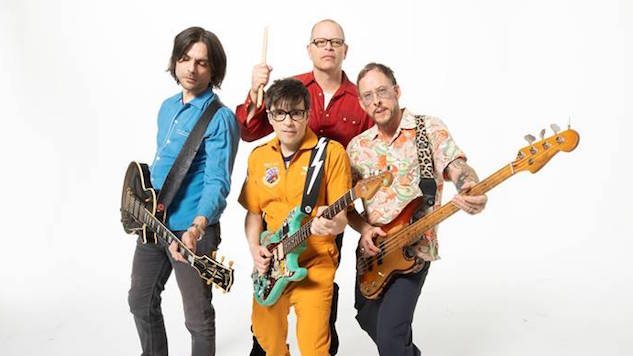 """Weezer Share Video For New Song """"Hero"""": Watch"""