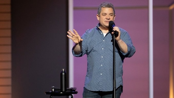 Watch the Trailer for Patton Oswalt's New Stand-up Special