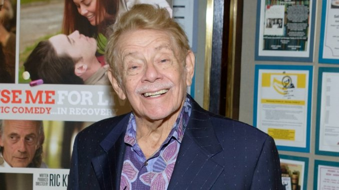 Actor and comedian Jerry Stiller has died aged 92