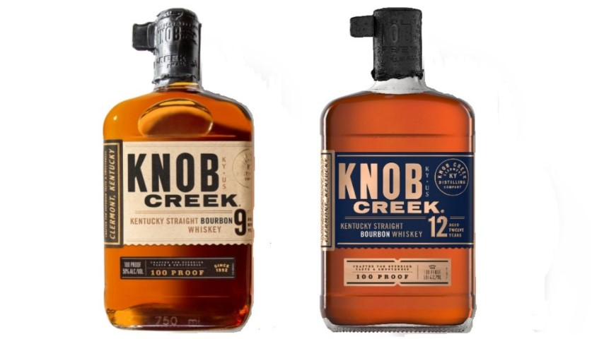 Bourbons Revisited: Knob Creek 9 and Knob Creek 12 Year Old