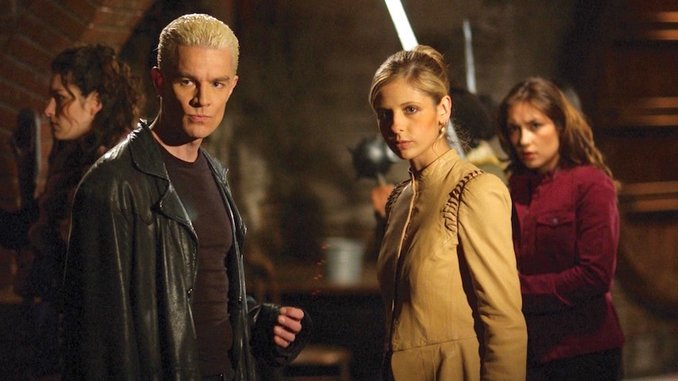 TV Rewind: Why <i>Buffy the Vampire Slayer</i> Is the Perfect Quarantine Watch