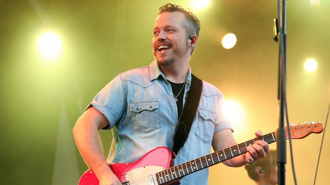 Jason Isbell Says He Will Record a Covers Album If Biden Wins Georgia