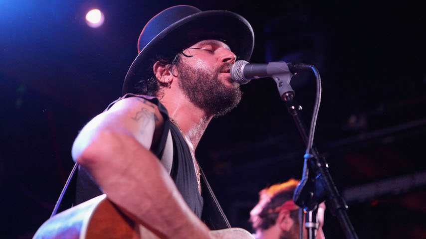 Hear Langhorne Slim Live on This Day in 2010