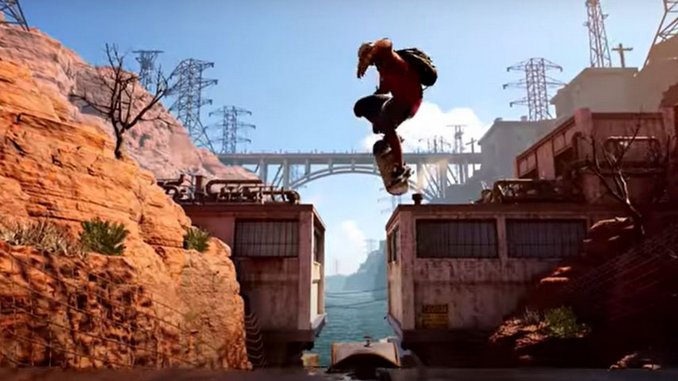 Tony Hawk's Pro Skater 1 and 2 to Be Remastered for PS4, Xbox One, and PC