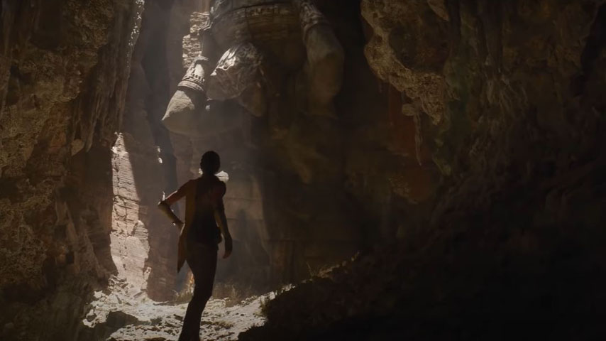 Epic Games Shows Off Unreal Engine 5 Demo