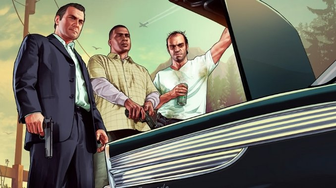 <i>Grand Theft Auto V</i> Is Free on the Epic Games Store