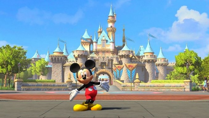 With This One Weird Moment <i>Disneyland Adventures</i> Captures Why Some People Hate Theme Parks