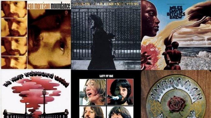 The 25 Best Albums of 1970