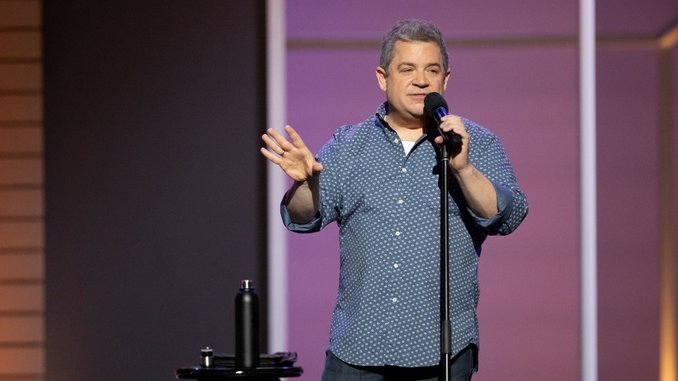 Patton Oswalt Warmly Embraces Middle Age in <i>I Love Everything</i>
