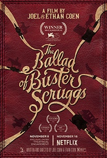 Buster Scruggs on Netflix