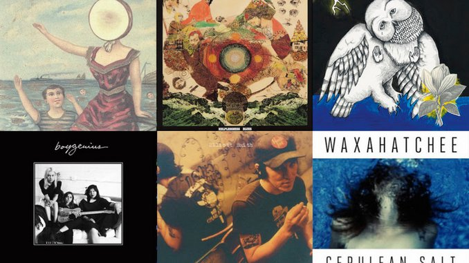 The 100 Best Indie Folk Albums of All Time