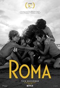 Roma on Netflix