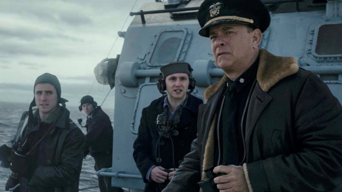 Tom Hanks WWII Movie <i>Greyhound</i> Pulled From Theaters, Acquired By Apple TV+