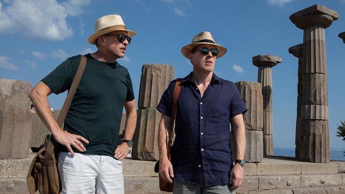 <i>The Trip to Greece</i> Holds Steve Coogan Accountable Like No Other <i>Trip</i> Before