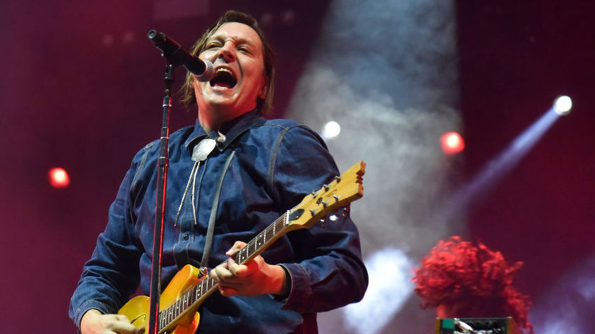 Win Butler Teases New Arcade Fire Music on Instagram