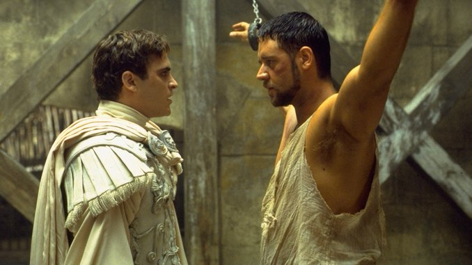<i>Gladiator</i> Is 20 and I Am but Shadows and Dust