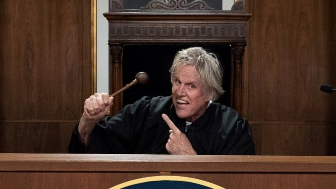 Gary Busey Debates Tacos in This <i>Gary Busey: Pet Judge</i> Clip
