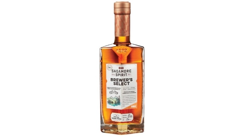 Sagamore Spirit Brewer's Select Rye Ale Barrel Finish Whiskey Review