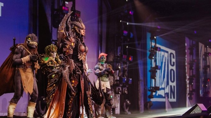 Blizzcon 2020 Has Been Canceled; Digital Event Planned for Early 2021