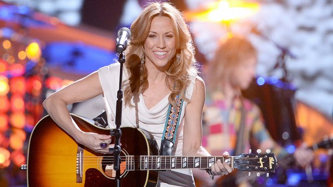 "Hear Sheryl Crow Play ""Strong Enough"" Live on This Day in 2013"