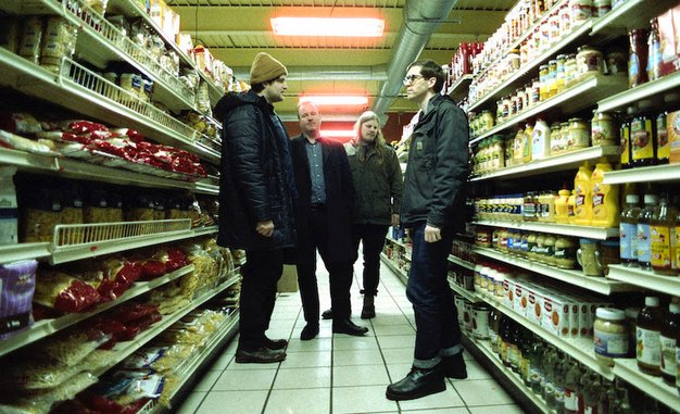 "Protomartyr Share <i>RoboCop</i>-esque Video for ""Michigan Hammers"": Watch"