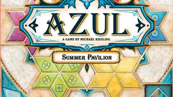 <i>Azul: Summer Pavilion</i> Continues the Evolution of One of Our Favorite Board Games
