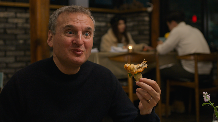 Tonight on <i>Quaran-Torials</i>: Phil Rosenthal Teaches Us How To Order In Like A Pro