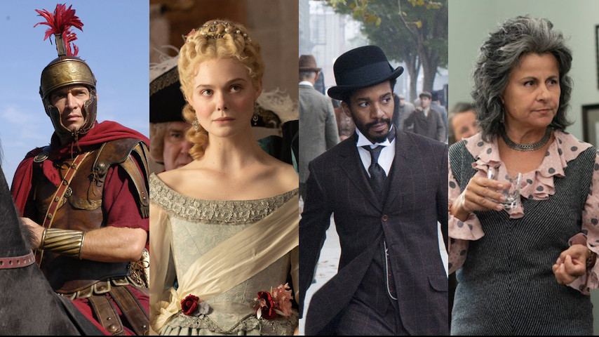 Travel Through Time with the Best Historical TV Series for Every Era