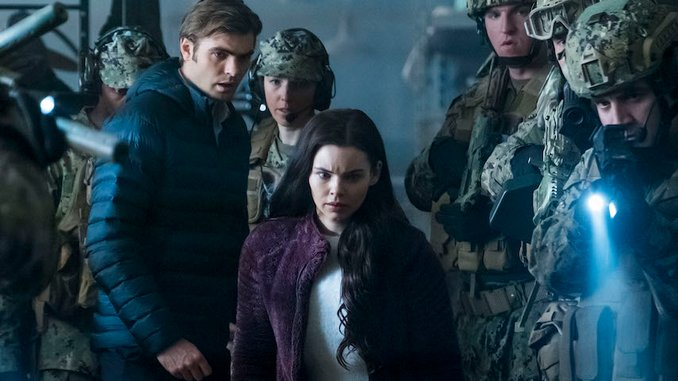 <i>Siren</i>&#8217;s Long-Awaited Mermaid War Brought Season 3 to a Satisfying, Explosive End