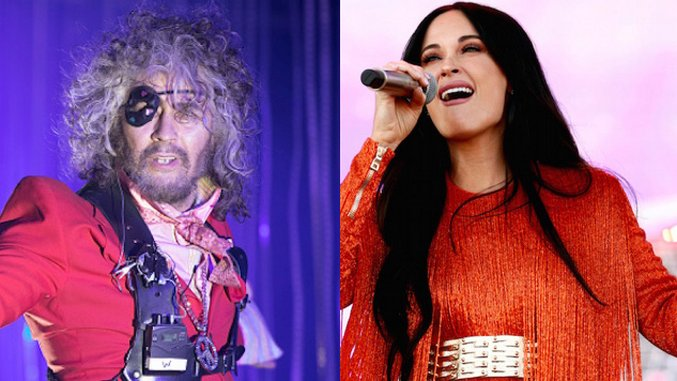 """The Flaming Lips & Kacey Musgraves Collaborate on New Song """"Flowers of Neptune 6"""""""