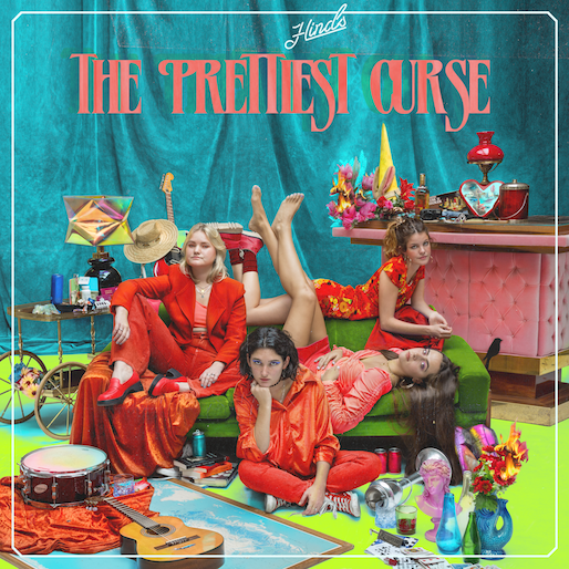 Hinds Usher in Summer With <i>The Prettiest Curse</i>, Their Best Album Yet