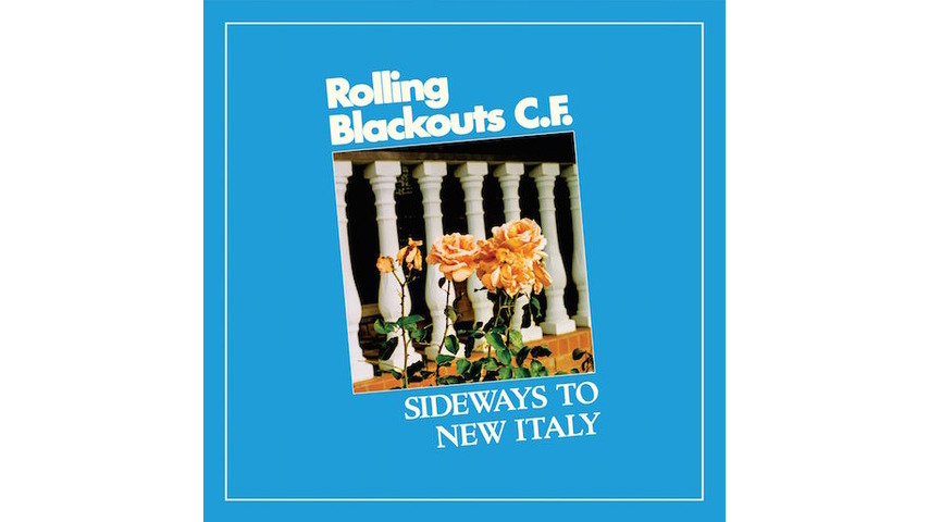 Rolling Blackouts Coastal Fever Go Back to Move Forward on <i>Sideways to New Italy</i>