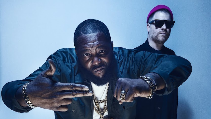 Watch: Run The Jewels Announce Performance with Adult Swim & Ben & Jerry's for Voter Turnout