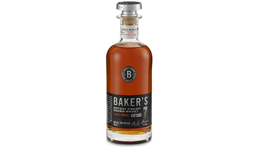 Baker's Single Barrel Bourbon (7-Year-Old) Review