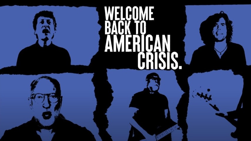 "Bob Mould's as Pissed Off as Ever on His New Charity Single ""American Crisis"""