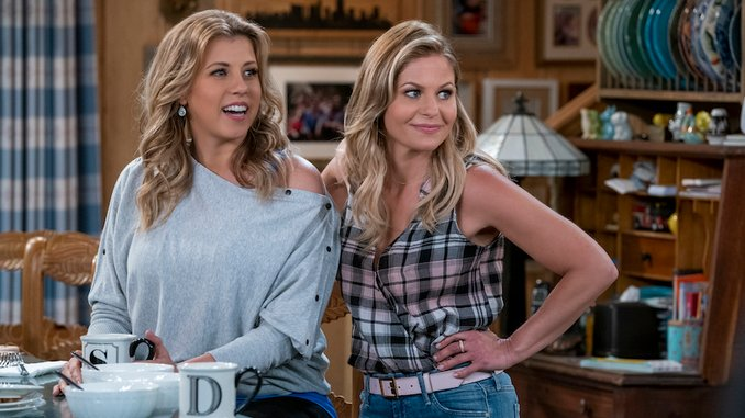 Hey, Where's Aunt Becky? Fuller House Has an Answer