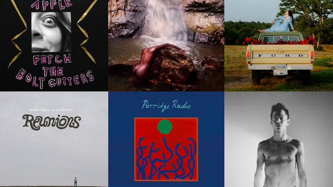 The 25 Best Albums of 2020 (So Far)