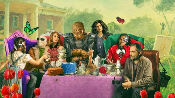 Watch the Trailer for <i>Doom Patrol</i>'s Second Season, Which Is Coming to HBO Max